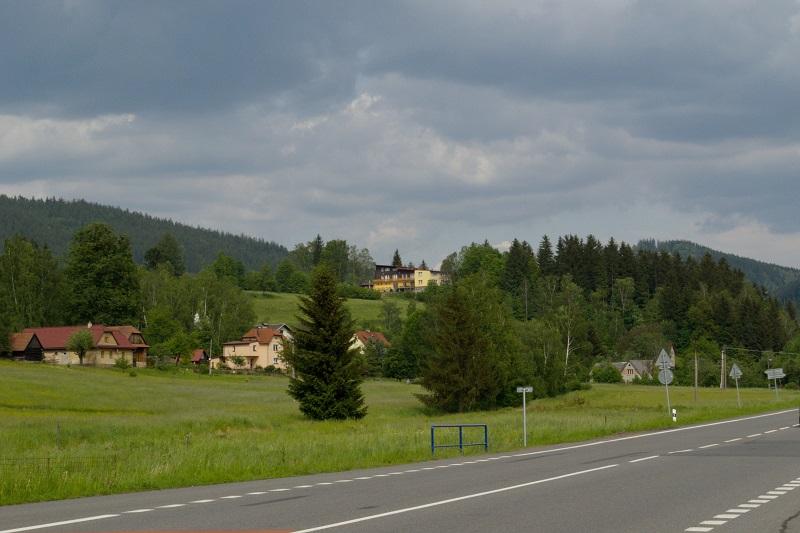 Hotel Krystof - Prostredni Becva