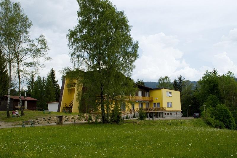 Hotel Kryštof Prostřední Bečva - Hotel Krzysztof Beskidy