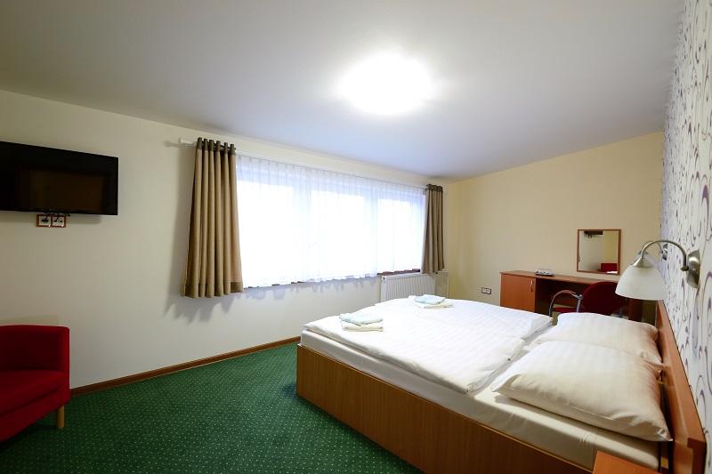 Hotel Kryštof, Prostřední Bečva - rodinný apartmán