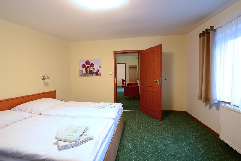 family apartment Hotel Krystof Prostredni Becva Beskydy
