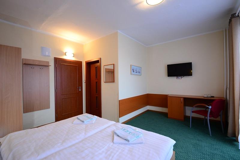 Hotel Kryštof Pokój dwuosobowy - Hotel Beskidy