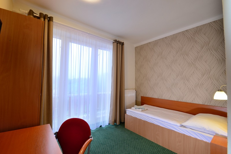single room Hotel Krystof Beskydy